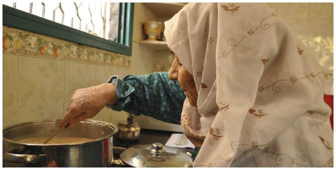palestine chef cooking