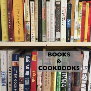 Books & Cookbooks