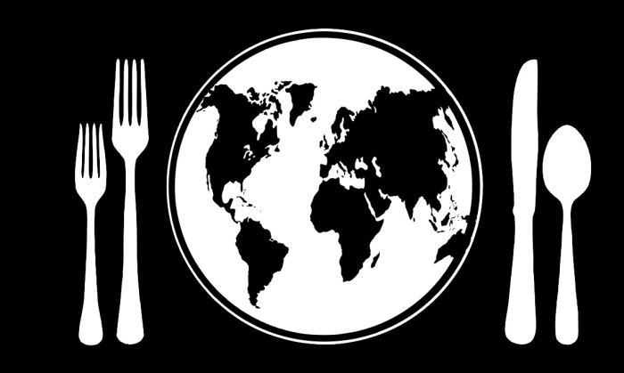 Culinary Diplomacy on the 'Net, January 31, 2014